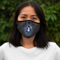 Lameco Energy Flow - Fitted Polyester Face Mask