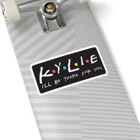 Kylie - Kiss Cut Stickers