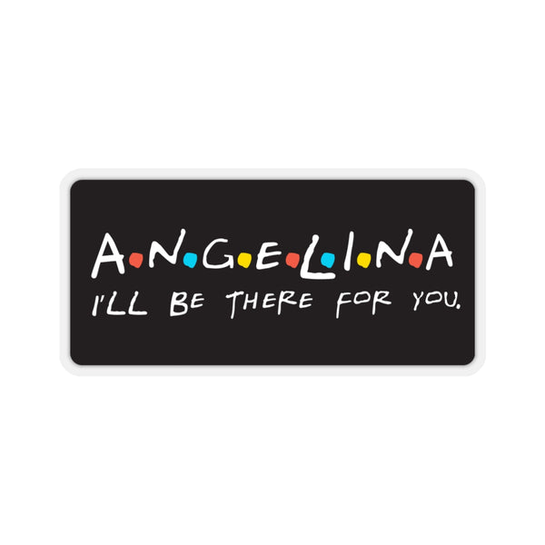 Angelina - Kiss Cut Stickers