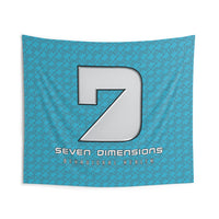 Seven Dimensions - Indoor Wall Tapestries - Essential