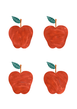 Red Apples print