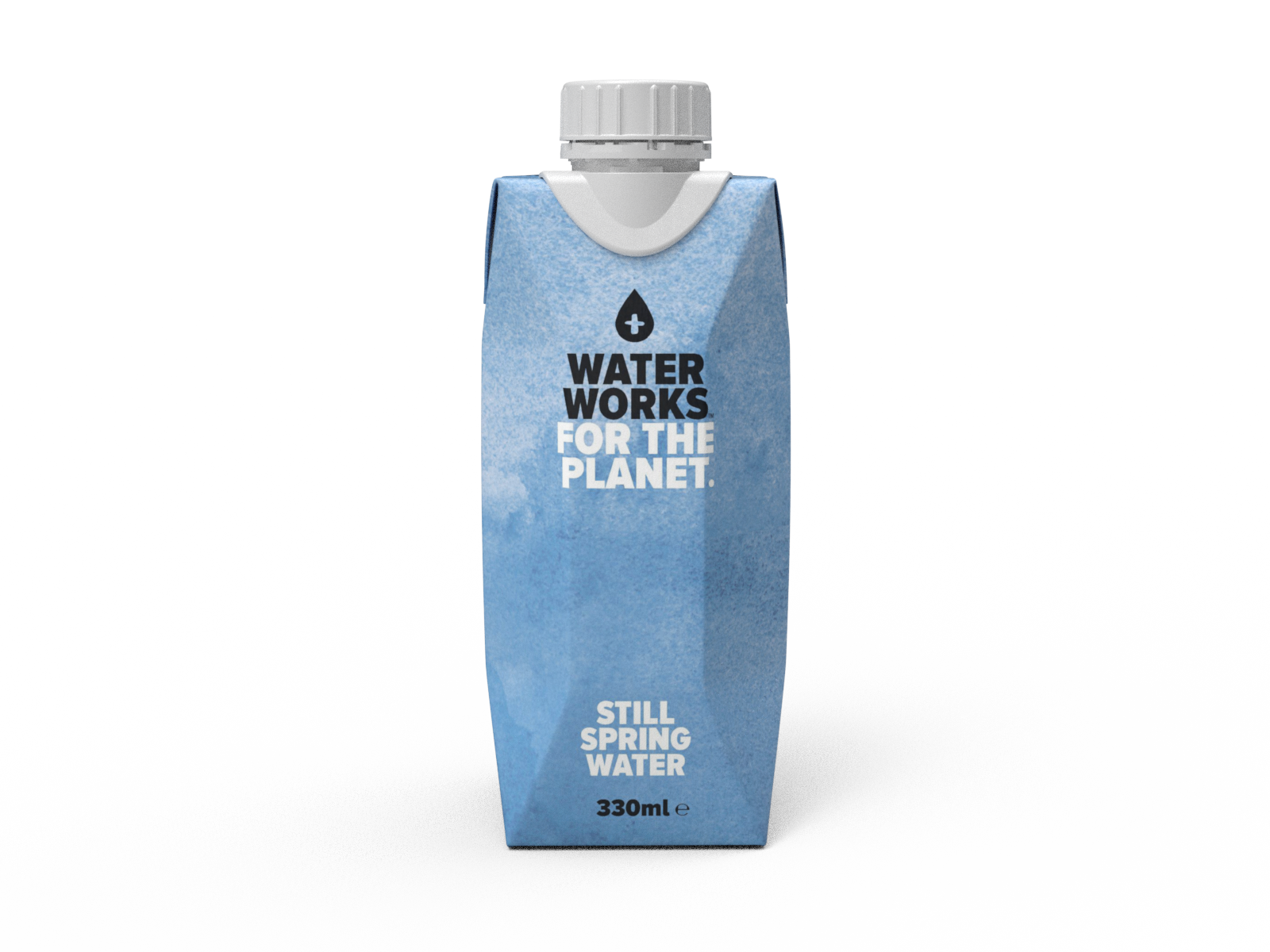 Water Works For the planet 330ml