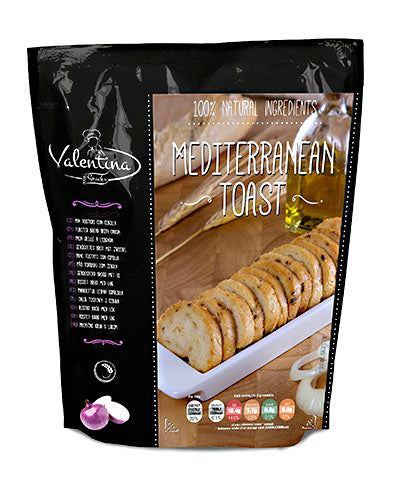 Mediterranean Toasted bread with onion 120g