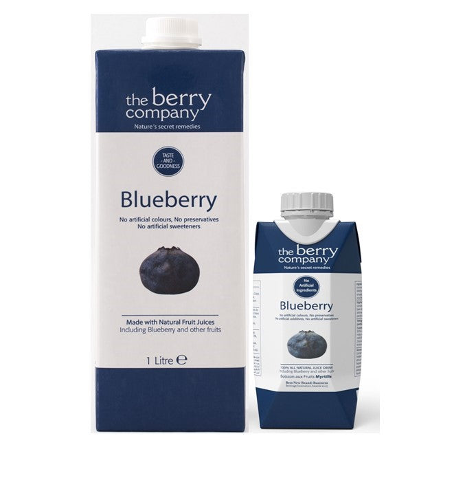 The Berry Company Blueberry Juice
