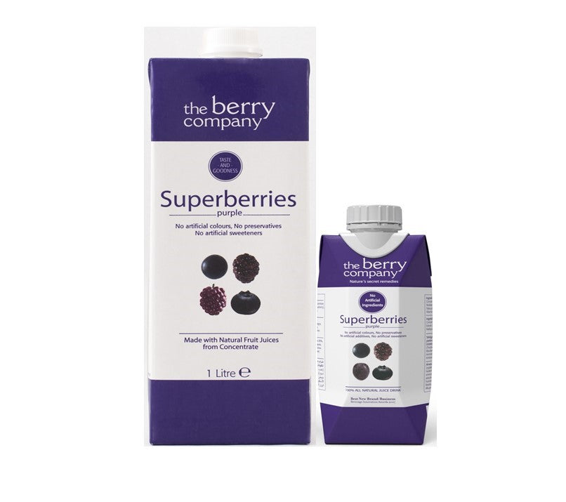 The Berry Company Superberry Purple