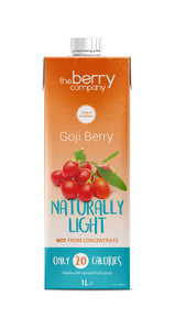 The Berry Company Goji Berry Naturally Light 1L