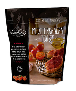 Mediterranean Toasted Bread with tomato & Garlic 120g