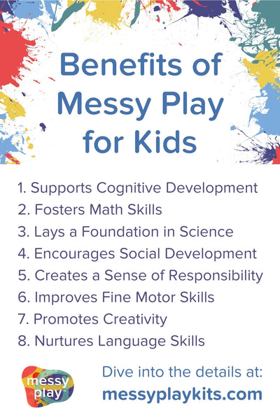 8 Benefits of Messy Play for Kids