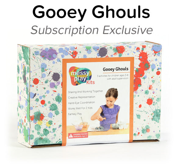 Gooey Ghouls Kit