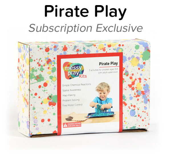 Pirate Play Kit