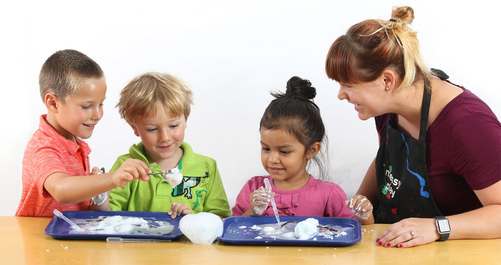 Messy Play Kits with Robin Imholte