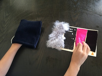 Animal Texture Bag - Amazing Animals Messy Play Kit