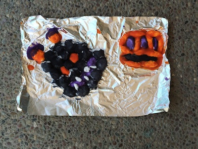 Build and Destroy Monster - Gooey Ghouls Messy Play Kit