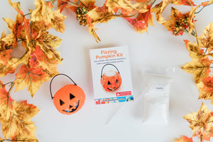 Fizzing Pumpkin Kit