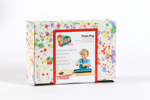 Pirate Play Messy Play Kit
