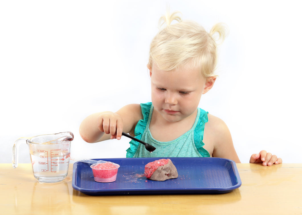 Dinosaur Dig Messy Play Kit