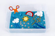 Load image into Gallery viewer, NEW: Weather Sensory Bin