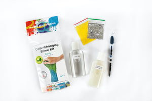 Color-Changing Slime Kit: Earth