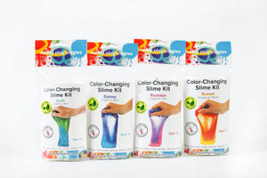 Temperature Color Changing Slime Kit