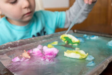 Load image into Gallery viewer, Dinosaur Dig Messy Play Kit