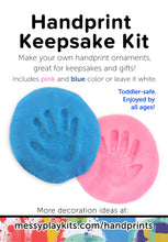 Load image into Gallery viewer, Handprint Keepsake Kit