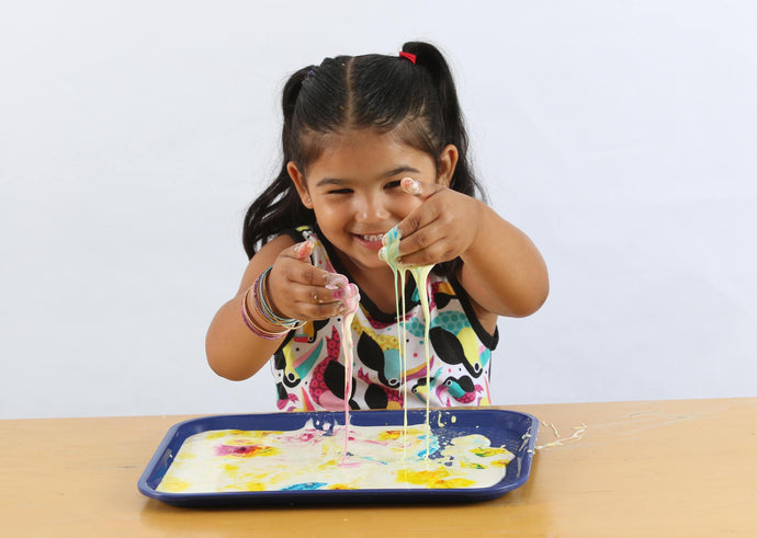 Crazy Colors Messy Play Kit