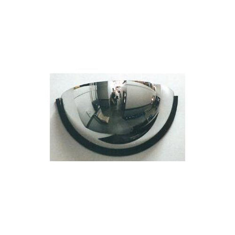 "18"" Half Dome Security Mirror"