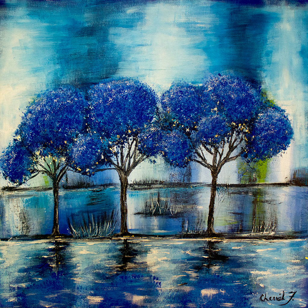 SOLD Reflections - Original Painting