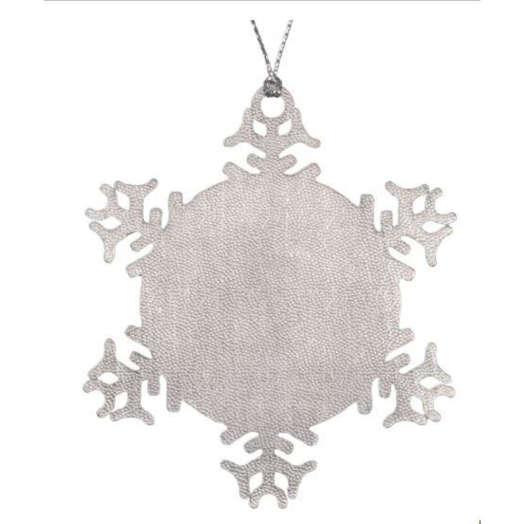 Christmas Ornament - 2017 Snowflake Keepsake Sleigh Bells Ring... Eds - Christmas Ornament C.w. Art Studio
