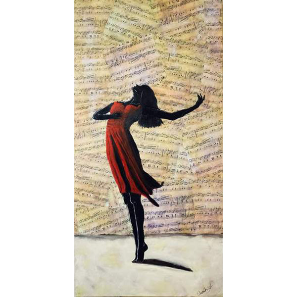 Dance With Me - Original Painting