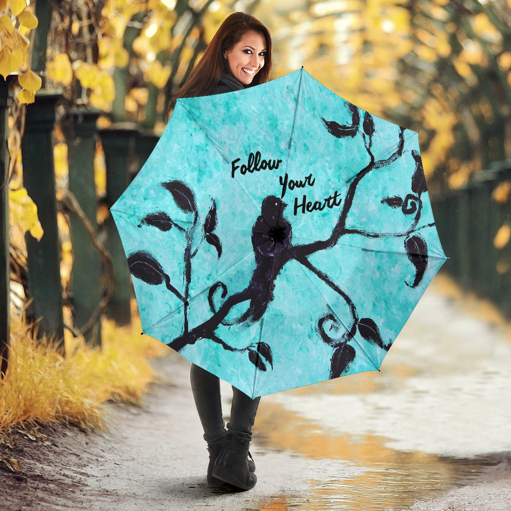 Follow Your Heart Umbrella
