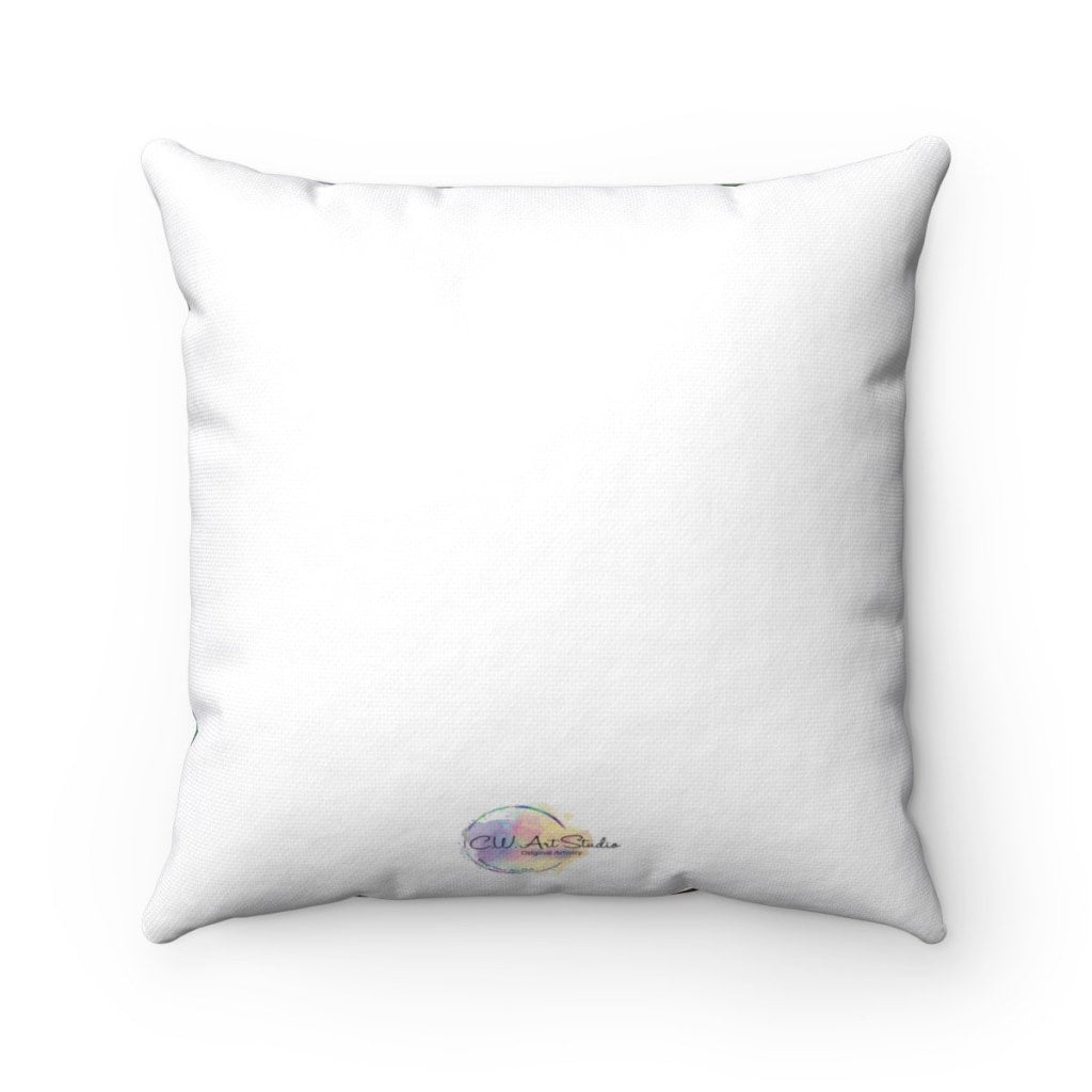 Hope Shoppe Throw Pillow
