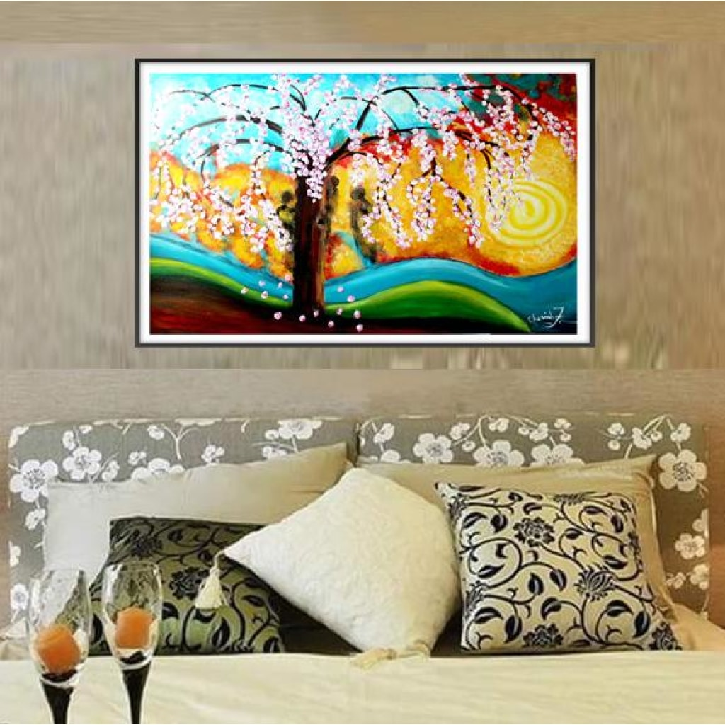Intuition Glicee Canvas Print