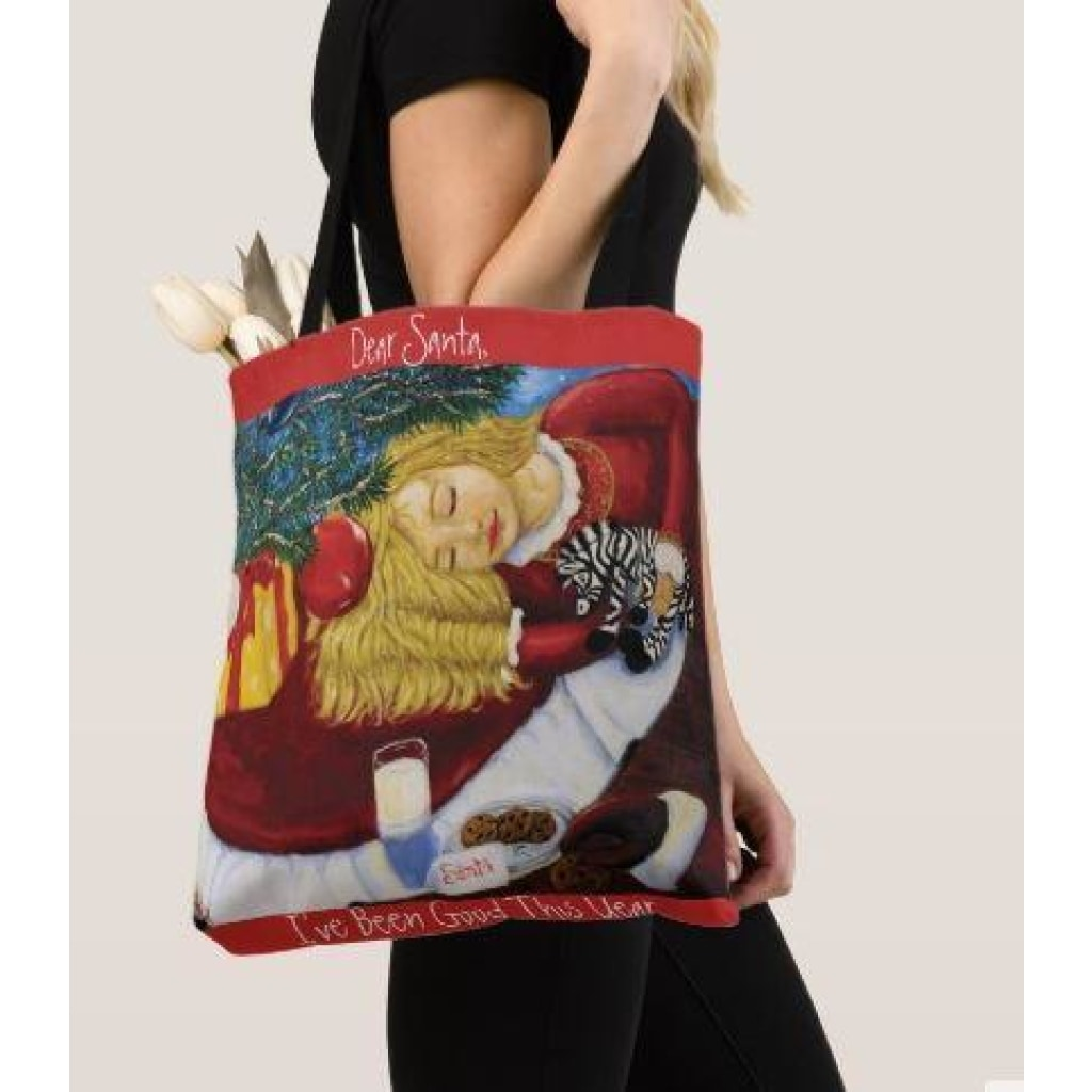 Tote Bag - Christmas Dear Santa