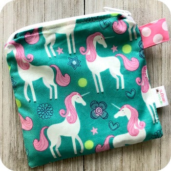 (Made to Order) I Believe In Unicorns Wet Bag