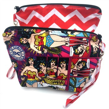 (Made to Order) Wonder Woman Bag