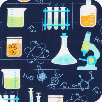 (Made to Order) Chemistry Lab Wet Bag