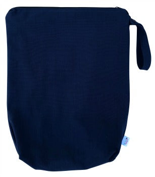 (In Stock) Solid Navy Blue Wet Bag