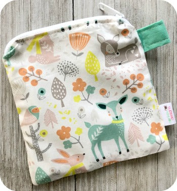 (Made to Order) *NEW* Forest Whispers Wet Bag