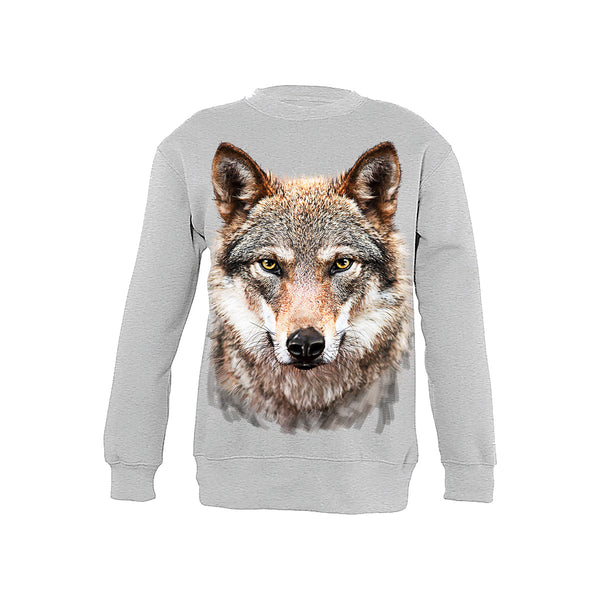 Wolf Sweatshirt Kids