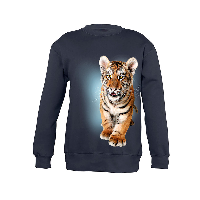 Tiger Baby Sweatshirt Kids