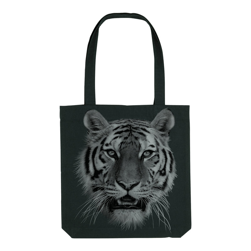 Tiger Face XR Tote Bag