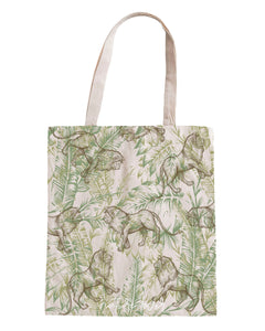Nature Lover Lion Tote Bag