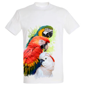 Parrots & Cockatoo T-Shirt