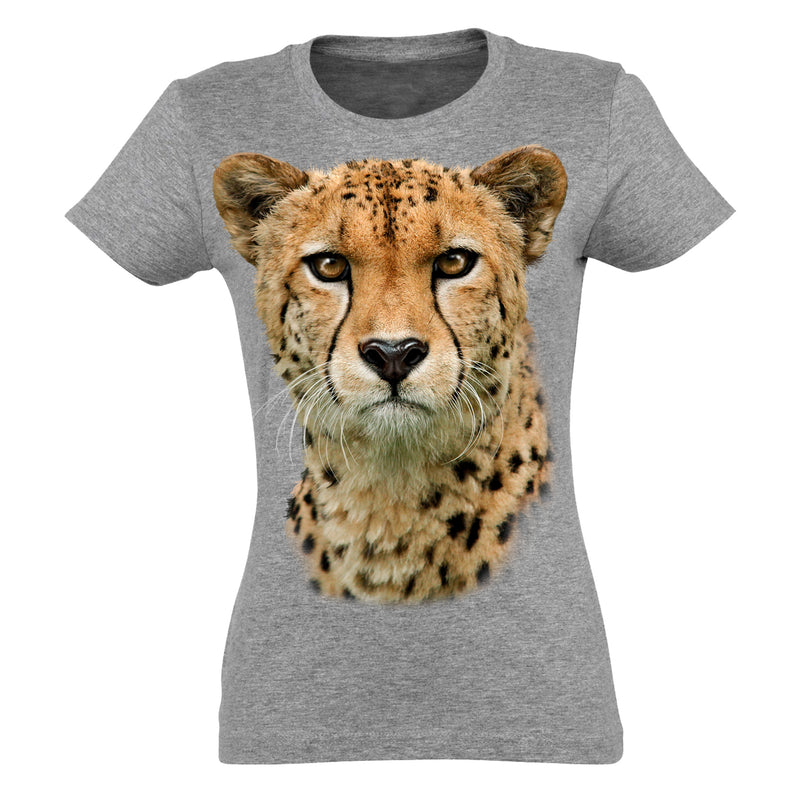 Cheetah T-Shirt Women
