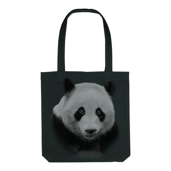 Panda Head XR Tote Bag