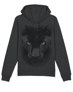 Black Panther Face XR Hoodie