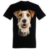 Jack Russell Longhaired T-Shirt