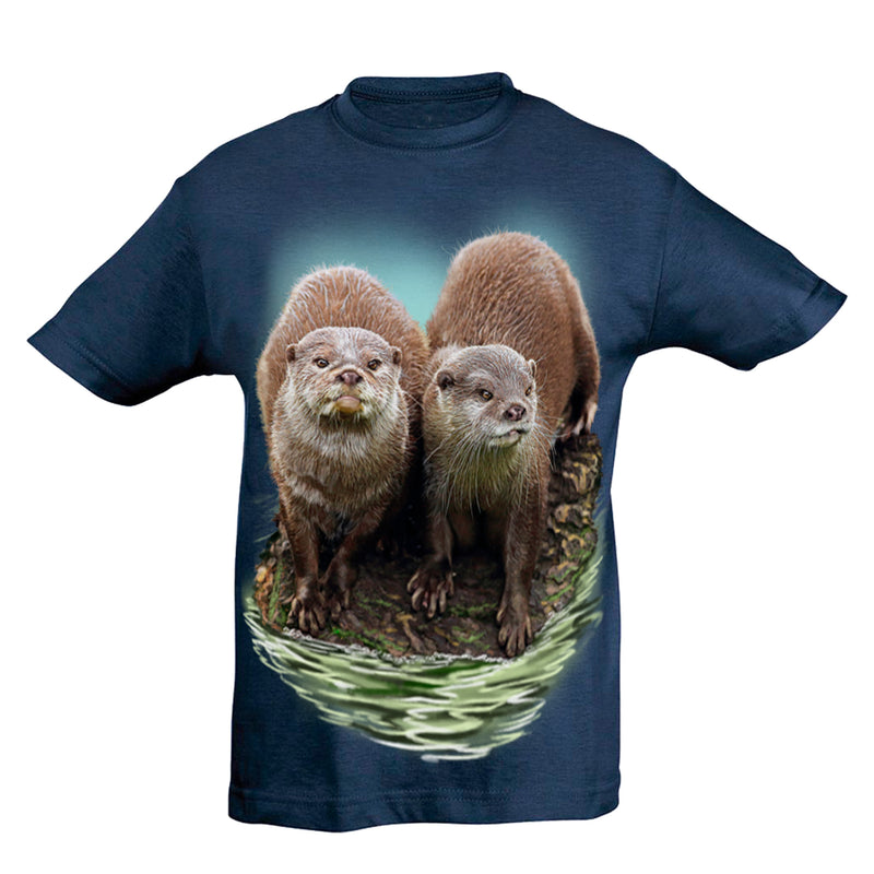 River Otters T-Shirt Kids