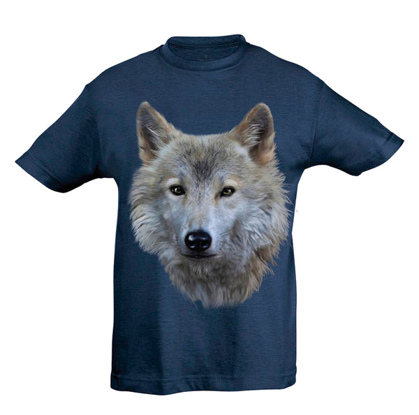 White Wolf T-Shirt Kids